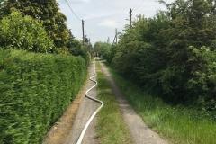 Einsatz Findorff 26-5-19 Parzellenbrand (6)